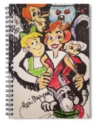 The Jetsons Spiral Notebook