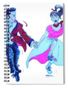 The Jivers Spiral Notebook