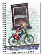The Jolly Fryer In Ripon Spiral Notebook