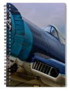 The Jolly Roger Spiral Notebook