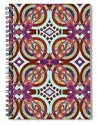 The Joy Of Design X L I Arrangement 3 Inverted Spiral Notebook