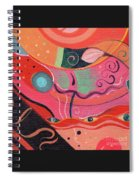 The Joy Of Design X L V I I I Upside Down Spiral Notebook