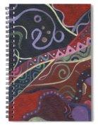 The Joy Of Design X X V I I I Spiral Notebook