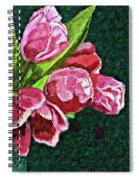 The Joy Of Spring Spiral Notebook