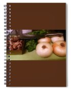 The Joys Of Cooking Spiral Notebook