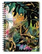 The Jungle Spiral Notebook