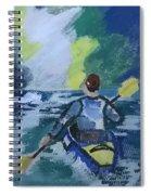 The Kayak Spiral Notebook