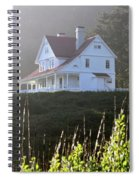 The Keepers House 2 Spiral Notebook