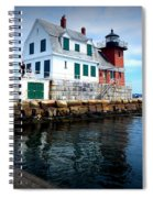 The Keeper's House Spiral Notebook
