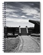 The Keepers Of Peace Spiral Notebook