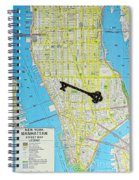 The Key To The City Spiral Notebook