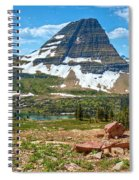 The Kid And The Bear Spiral Notebook
