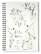 The Kindly Minotaur Spiral Notebook