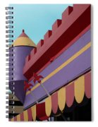 The King's Coloring Book Spiral Notebook