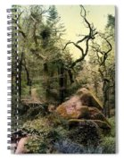 The King's Forest Spiral Notebook