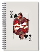 The Kings - Michael Jackson Spiral Notebook