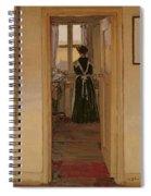 The Kitchen Spiral Notebook