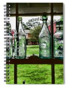The Kitchen Window Spiral Notebook