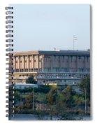The Knesset, Jerusalem 2 Spiral Notebook