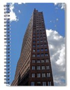 The Kollhoff-tower ...  Spiral Notebook
