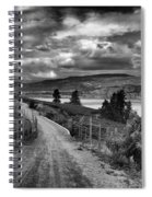 The Kvr Trail Spiral Notebook