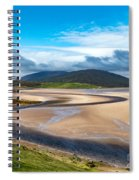 The Kyle Of Durness Spiral Notebook
