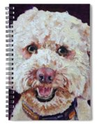 The Labradoodle Spiral Notebook