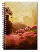 The Labrador Spiral Notebook