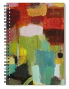 The Ladder Of Life Spiral Notebook