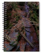 The Ladders Spiral Notebook