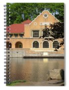The Lake House Spiral Notebook