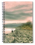 The Lake Walker Spiral Notebook
