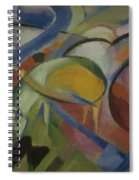 The Lamb 1914 Spiral Notebook