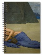 The Lamentation Of Orpheus Spiral Notebook