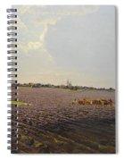The Land Spiral Notebook