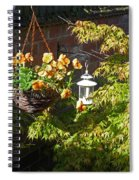 The Lantern Spiral Notebook