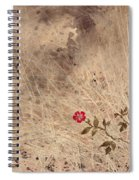 The Last Blossom Spiral Notebook