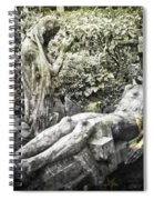 The Last Breath Spiral Notebook