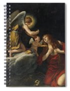The Last Communion Of The Magdalene Spiral Notebook