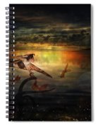 The Last Fairy Tale Spiral Notebook