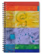 The Last Letter Spiral Notebook