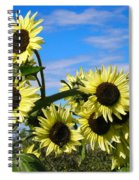 The Last Of Summer Spiral Notebook