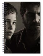 The Last Of Us Spiral Notebook