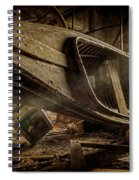 The Last Port Spiral Notebook