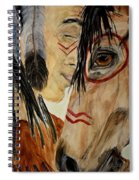 The Last Ride Spiral Notebook