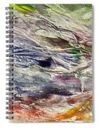 The Last Snow Spiral Notebook