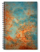 The Last Sunset Spiral Notebook