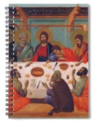 The Last Supper 1311 Spiral Notebook