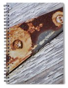 The Latch Spiral Notebook