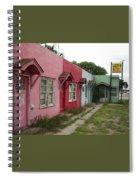 The Lazy U Spiral Notebook